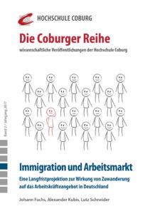 Titelseite Immigration und Arbeitsmarkt
